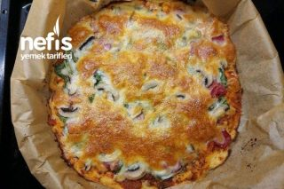 Karnıbahar Pizza Tarifi