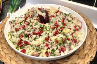 Efsane Bir Lahana Salatası Tarifi