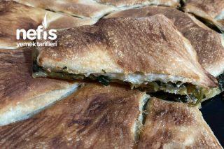 El Açması Ispanaklı Börek (Çok Pratik) Tarifi