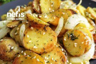 Tavada Baby Patates Tarifi