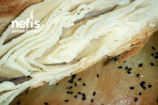 Tel Tel Ayrılan Çörek Tarifi