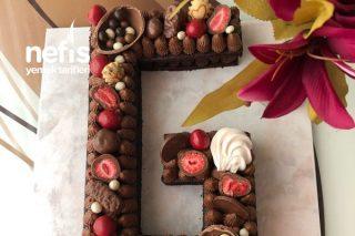 Harf Pasta (Çikolatalı) Tarifi