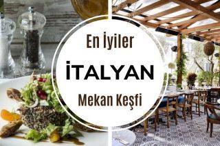 İstanbul'un En İyi 11 İtalyan Restoranı Tarifi