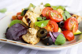 Salata Diyeti ile 14 Günde 5 Kilo Zayıflayın! Tarifi