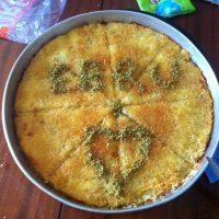 Ebru'nun mutfağı ;)