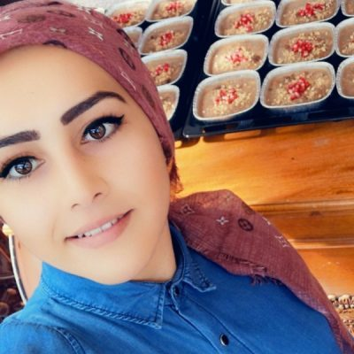 Esra_mutfakda