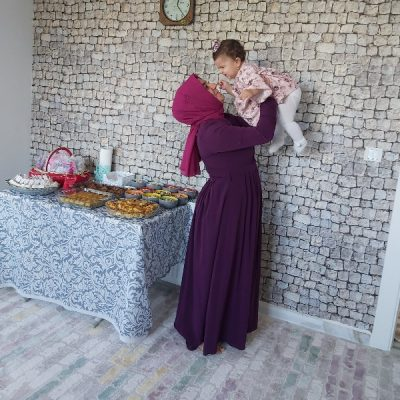 Anne-Kız lezzetleri(Berilim)