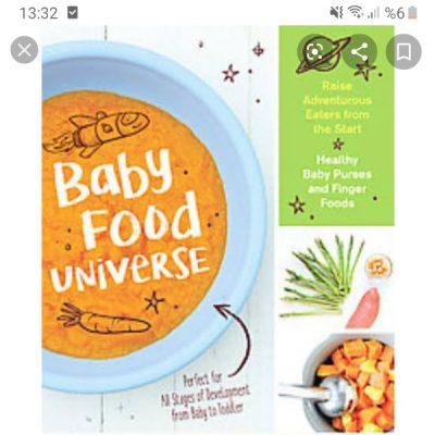 healty baby food