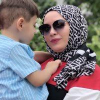 Talha'nin annesi :)