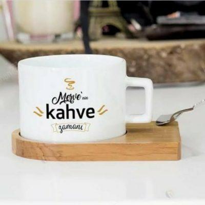 Merve'nin kahve zamanı