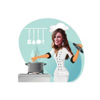 Büşra | Bir Kare Mutfak