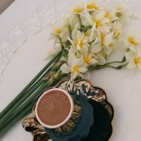 Kahve kokulu mutfağımm