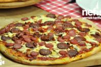 Evde Pizza Nasıl Yapılır?
