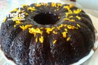 Parmak Yedirten Portakallı Islak Kek (Hazırından Farksız) -8