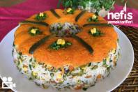 Çin ( Pirinç ) Salatası Videosu
