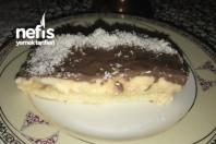 Muzlu Kedidili Pasta(Hazır tadında çok pratik)