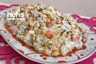 Yoğurtlu Karnabahar Brokoli Salatası -7