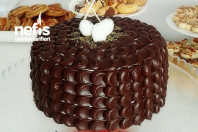 Ganaj Kaplı Yaş Pasta -1