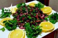 Kebapçılardaki Soğan Salatası (nefis)
