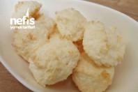 Hindistanceviz Kurabiyesi (kokosmakronen)