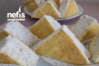 Pastane Muzlusu (üçgen Muzlu Pasta)