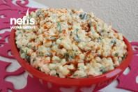 Yogurtlu Kuskus Salatası