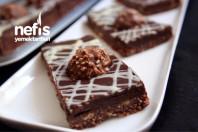 Çikolatalı Muzlu Coco Bar