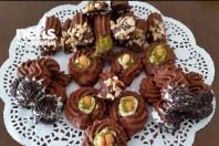 Nefis Çikolatalı Kurabiye(pastane Lezzetinde)