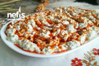 Labneli Köz Patlıcan Salatası (Muhteşem Lezzet)