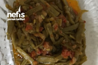 Zeytinyağlı Taze Fasulye -1