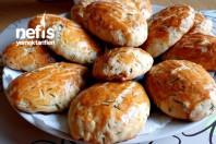Peynirli Dere Otlu Pogaca