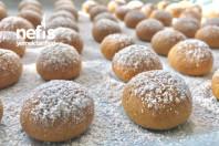 Tarcinli misket kurabiye( yedikce yedirten)
