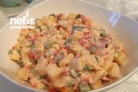Günler İçin Enfes Patates Salatası -1