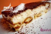 Tiramisu Tadında 10 Dk Pastası ( Bomba Lezzet)