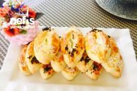 Peynirli Kıyır Kıyır Puaça
