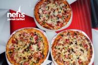Porsiyonluk Pizza