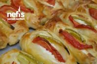 Peynirli Karnıyarık Börek -3