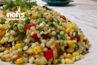 Rengarenk Harika Kuskus Salatası -6