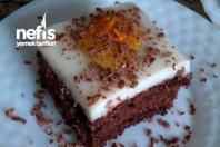 Çikolatalı Portakallı Islak Kek