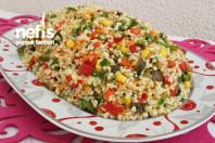 Nefis Bulgur Salatası -7