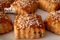 Kırmızı Biberli Çörek Otlu Kurabiye (Nefis)