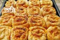 Patatesli Gul Böreği