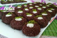 Çikolotalı İkramlık Bayram Lokumu (Favori Tarif) -9