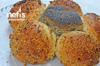 Çiçek Ekmek (çok Kolay Evde Ekmek Tarifi)
