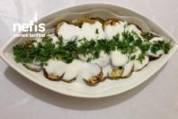 Fırında Kabak (yoğurtlu)