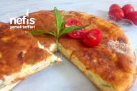 Börek Tadında Kahvaltılık Omlet