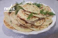 Sebzeli Kahvaltılık Pankek