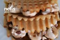 Tost Makinasinda Waffle
