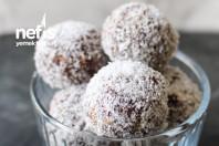 Şekersiz Çikolata Topları