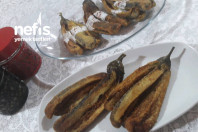 Balık Tadında Patlıcan Kızartması